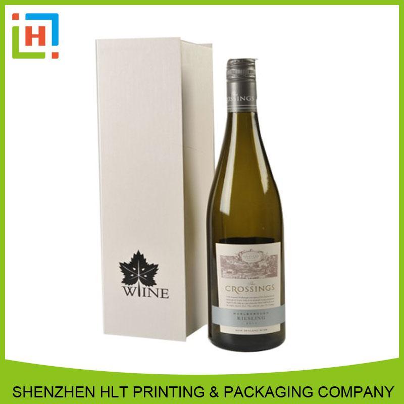 Wine art paper box - Artpaper box