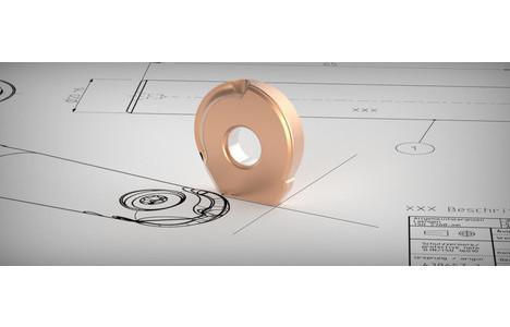 Copy Milling Cutter CopyMax1