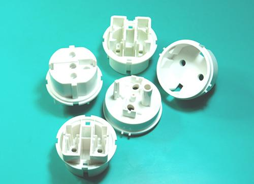 Sockets and plugs (Semi-finished products)