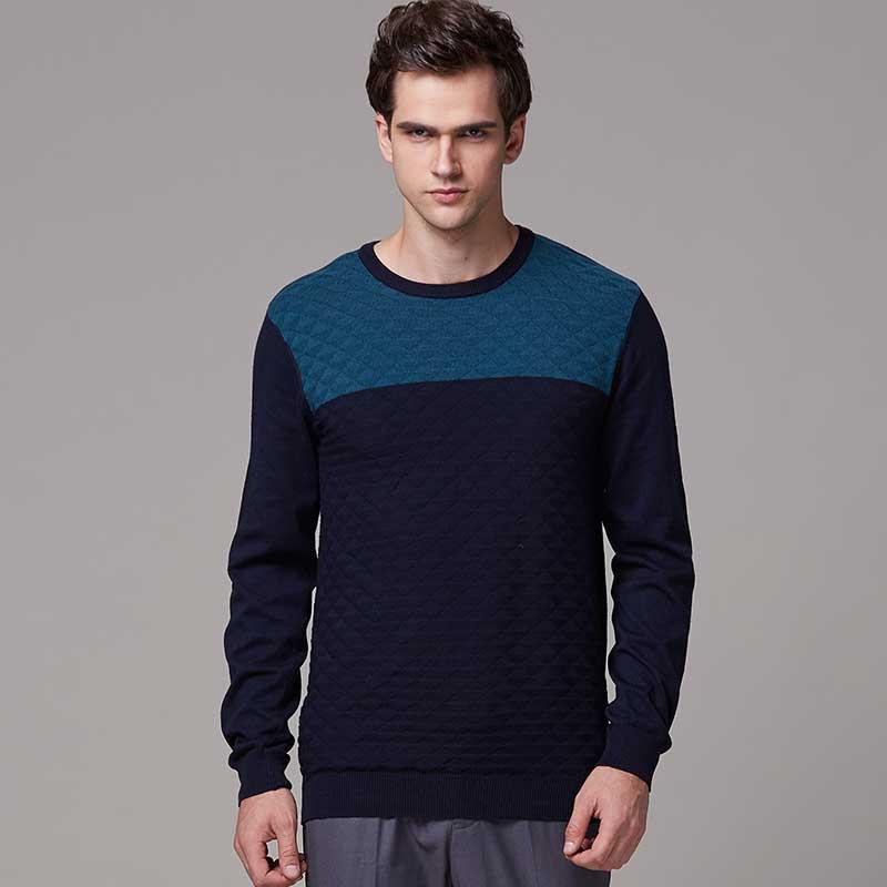 men's sweater garment