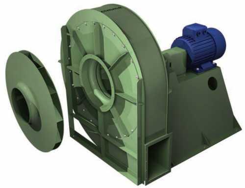 Gbl - Ventilateur Haute Pression Type Gbl - Transmission Directe - null
