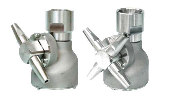 ROTARY JETTER RJ series – Compact lightweight type - Tank Cleaners