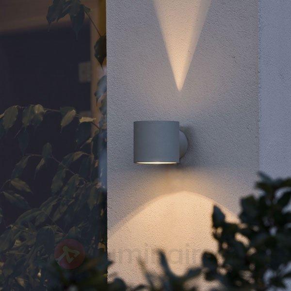 Applique d'extérieur arrondie Modena Round - Toutes les appliques d'extérieur