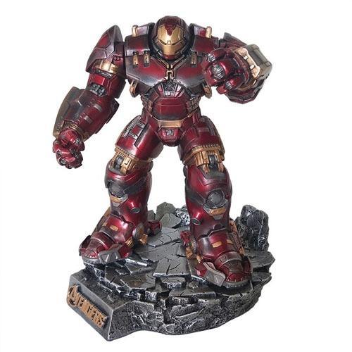 Iron Man anti-Hulk armor animation model resin GK statue - Wholesale custom Iron Man anti-Hulk armor animation model resin GK statue