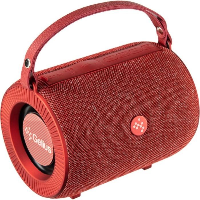 Портативная Bluetooth колонка Gelius Pro Outlet GP-BS530 Red -