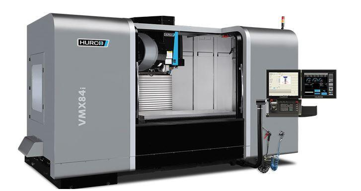 3-Achs-BAZ Hochleistung -- VMX 84i - 3-Achs-Bearbeitungszentrum für eine hohe Zerspanleistung