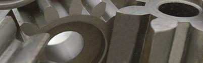 Werkstoffe - Sinterformteile AMF®: Die Werkstoffe