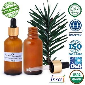 Ancient healer Fir Needle, oil 60 ml - 100% Pure & Natural Fir Needle essential oils