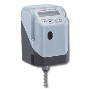 GEMÜ 1436 - Posicionador inteligente e controlador de processo integrado