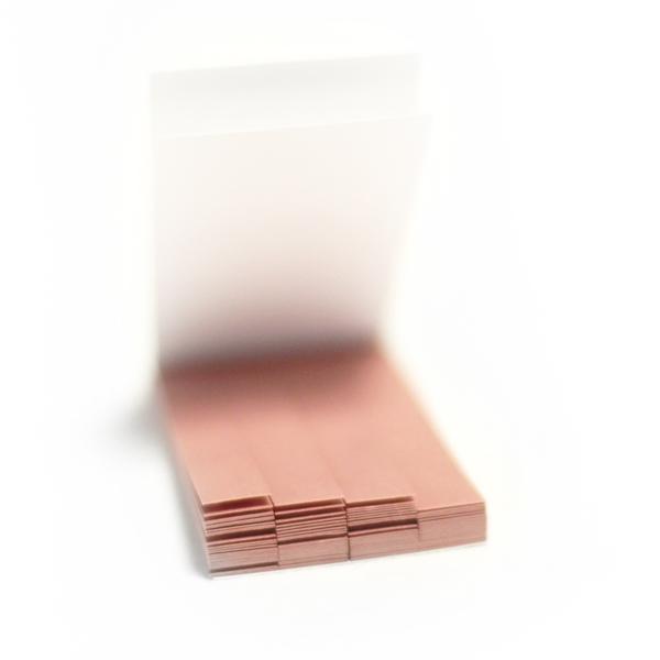 Papier de tournesol - null