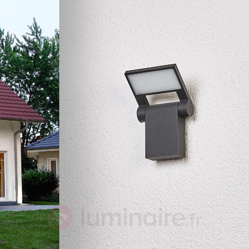 Applique d'extérieur LED flexible Marius - Appliques d'extérieur LED