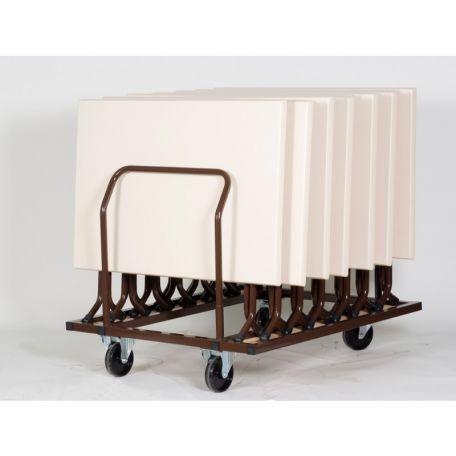 Chariot Tables Hugo - Tables De Collectivités