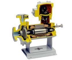 Pompes centrifuges - Pompe à rotor noyé Teikoku