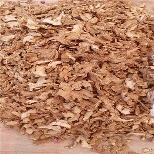 Dried sliced ginger