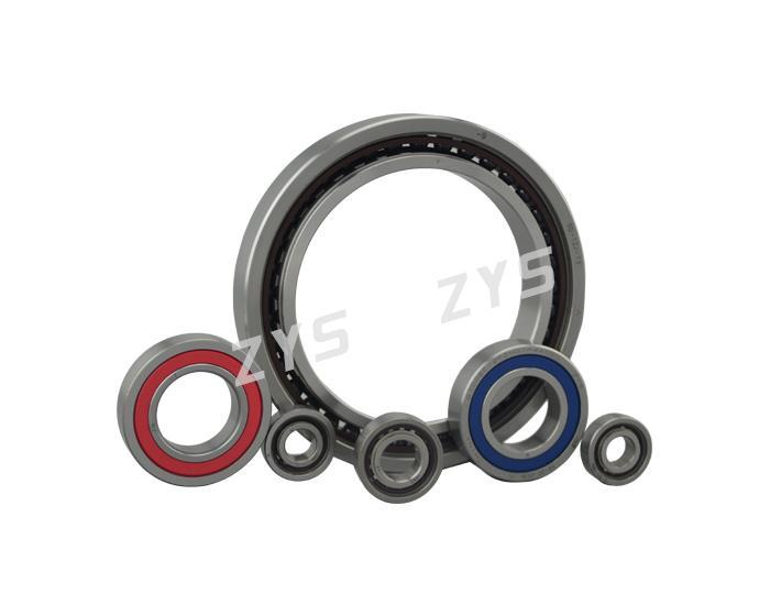 High-speed Sealed Angular Contact Ball Bearings - Precision Bearing
