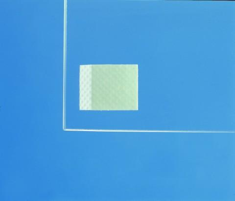 double-sided self-adhesive pads with differing... - made from Steierform 87-92400