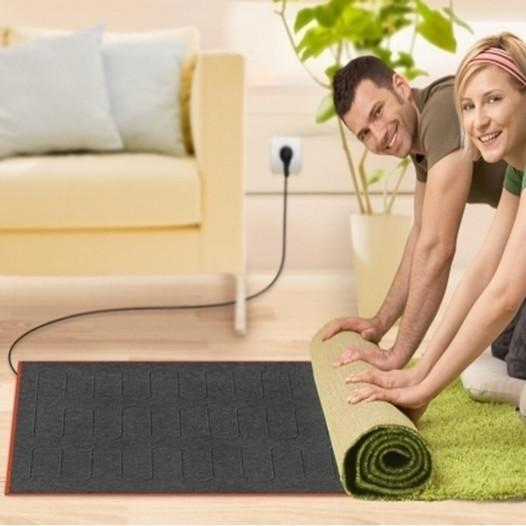 Teppichheizung - null
