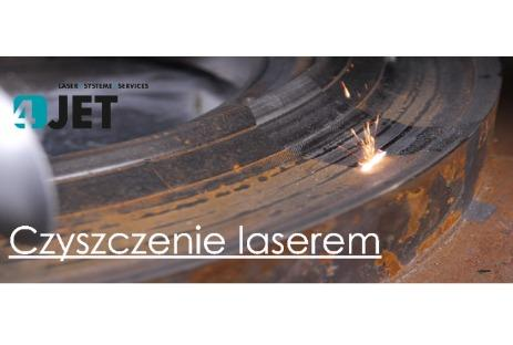 Czyszczenie laserem - urządzenia JETLASER -