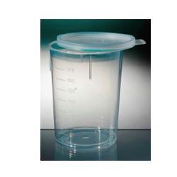 Pots et Piluliers autres matières - POT CONIQUE 200ml