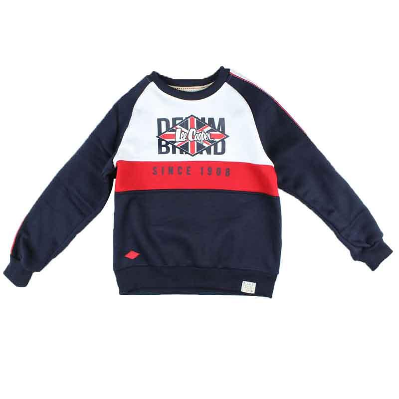 Wholesaler Sweat licenced Lee Cooper kids - Sweat and Pullover and Jacket