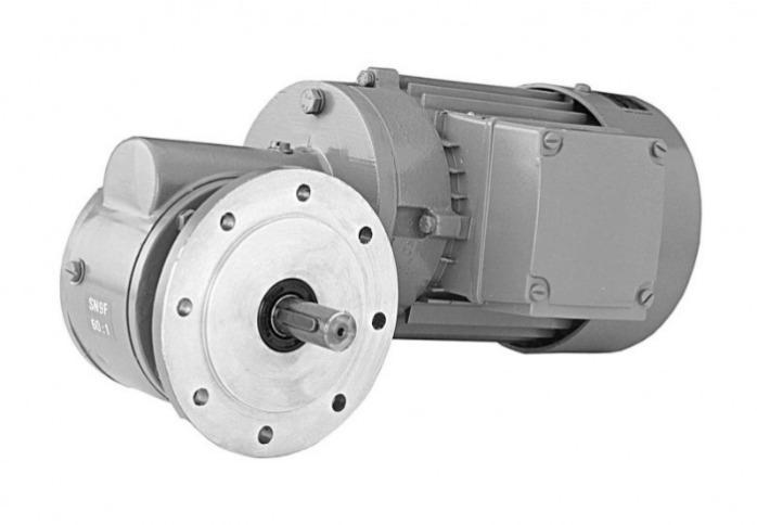 SN9F - Einstufiger Getriebemotor mit Ausgangswelle