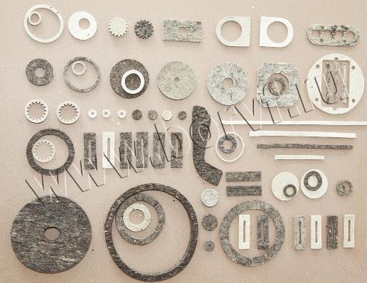 Войлочные детали - для различных производств и отраслей