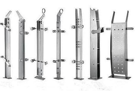 stainless steel handrail - null