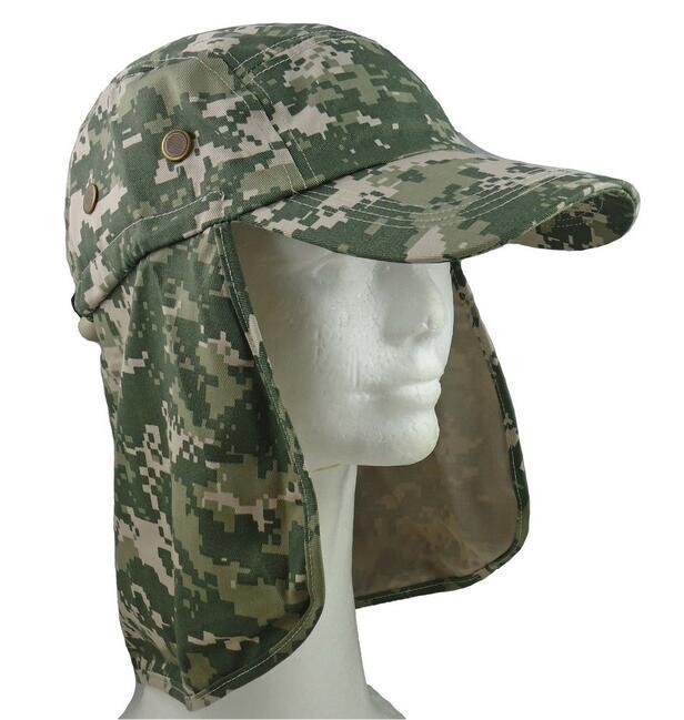 Chapeau avec une protection
