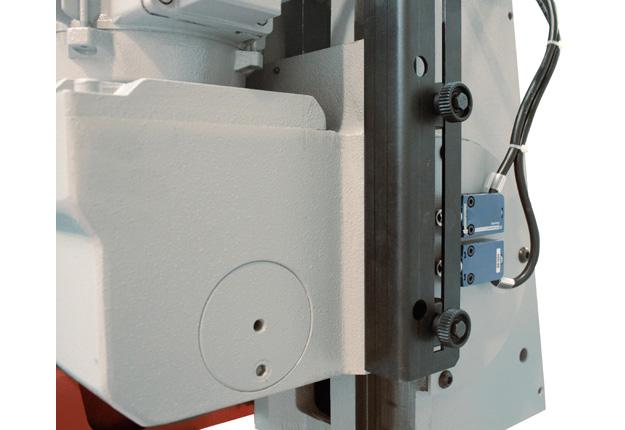 Tronçonneuse semi - auto verticale - WS 315 SA
