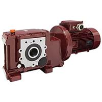 Motorreductor helicoidal de velocidad variable con... - Orthobloc - LSRPM