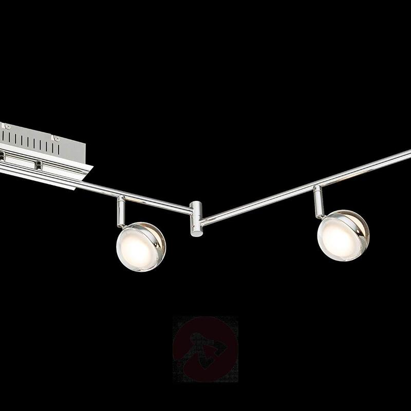 Fulton LED ceiling light with 6 bulbs - Ceiling Lights