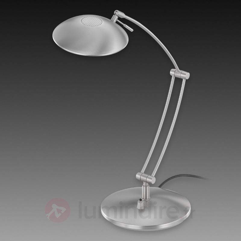 Lampe à poser READY variateur intensité Knapstein - Lampes de bureau