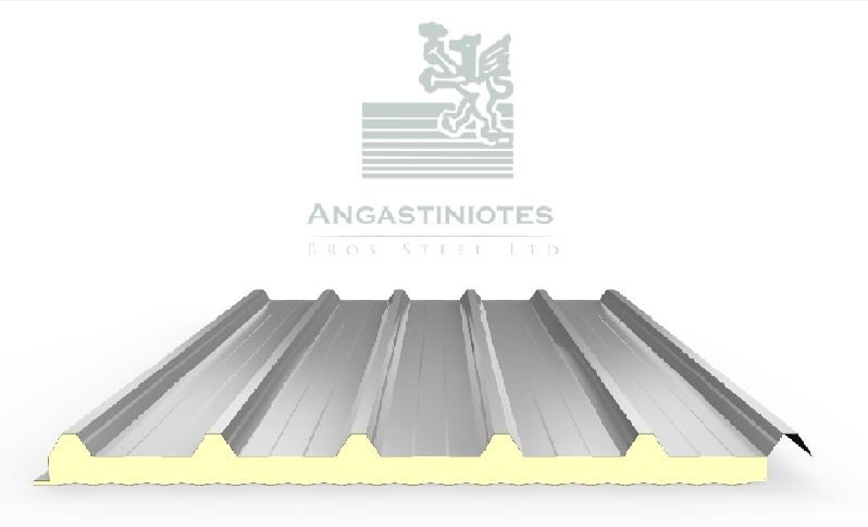 Insulated Sandwich Roof Panel - Insulated Sandwich Roof Panel - Fireproof