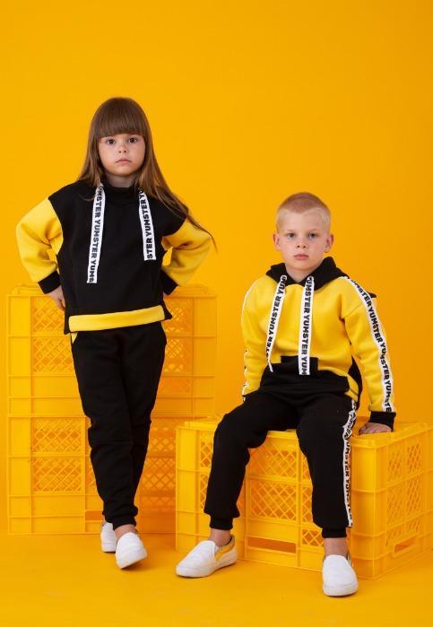 Детская и подростковая одежда - Трикотажная одежда для детей от 5 до 15 лет