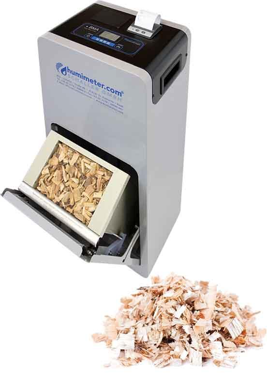 bioenergy wood chip moisture meter humimeter BMA