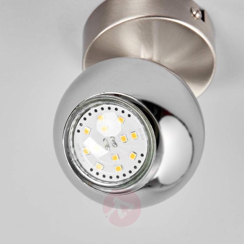 GU10 spotlight Arvin with LED bulb - Ceiling Lights