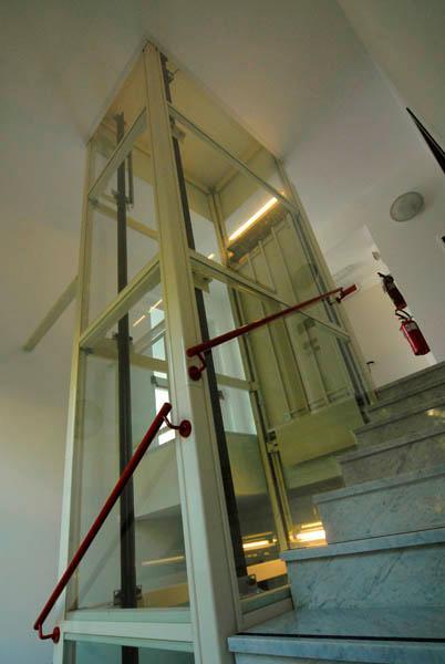 TRAI - Tamponamento in vetro per interni