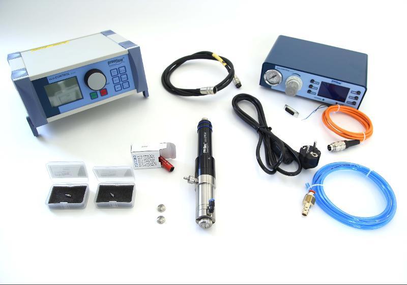 Präzisionsvolumendosierer eco-SPRAY - Mikrosprühen