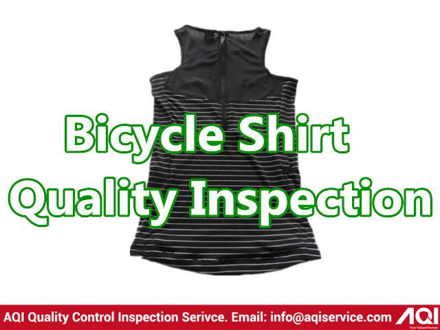 Cycling Shirt/Sportswear Quality Inspection Service