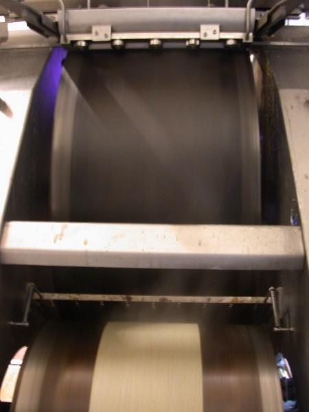 Machine Automatique cuisson 2 faces sur tambours - Crêpes garnies