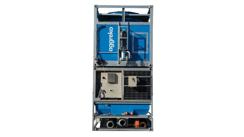 Industrie Kühltürmen Mieten - Industrie Kälteanlagen Vermietung