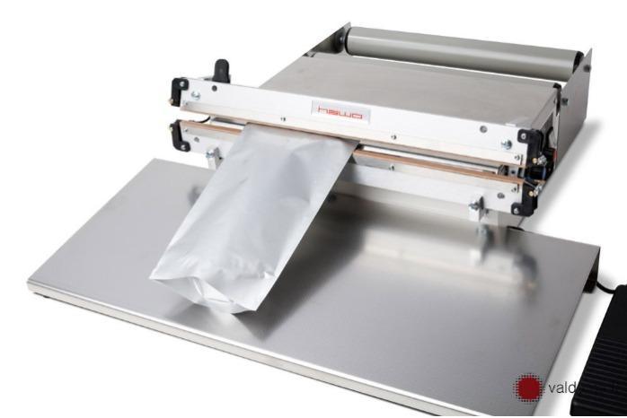Foot Operated Impulse Sealer  - HAWO HPL 450, 630 & 1000 AS
