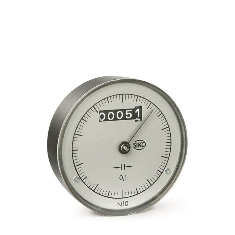 模拟式位置指示器 SZ80/1 - 模拟式位置指示器 SZ80/1, 带额外的数字计数器