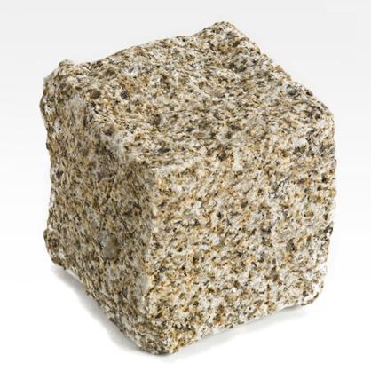 Pavés de Granit Jaune