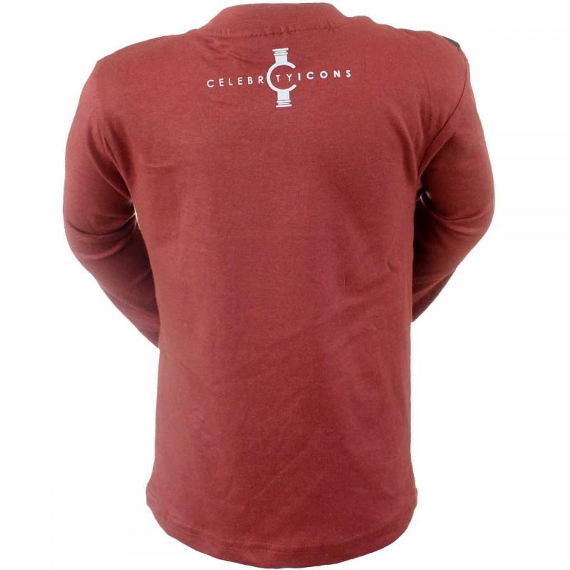5x T-shirts manches longues King du 4 au 12 ans - T-shirt et polo manches longues