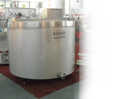 Dairy Cooking Boiler