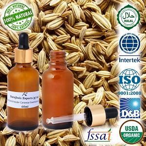 Ancient healer Caraway oil 60 ml - Caraway oil  Caraway essential oil