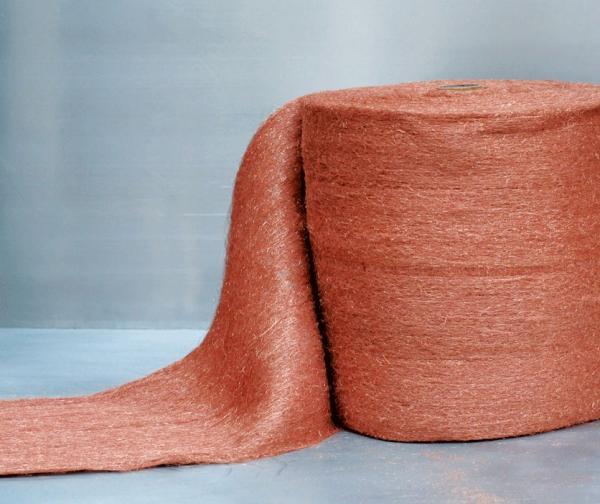 STAX copper fibers Cu99 - Material: E-Cu58