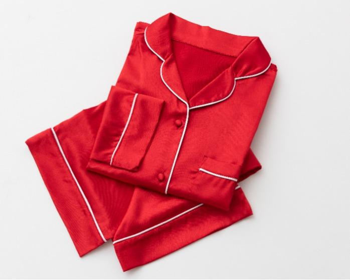 Pyjama en polyester - Pyjama en polyester