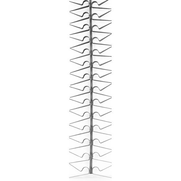 Anodic titanium Rack - Anodizing Rack Ti 2 Points